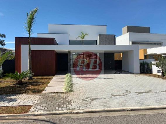 Casa Com 3 Dormitórios À Venda, 340 M² Por R$ 1.700.000 - Condomínio Alphaville 2 - Sorocaba/sp - Ca0357
