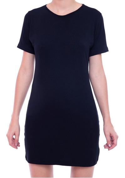 Camiseta Vestido Feminina Camisetão