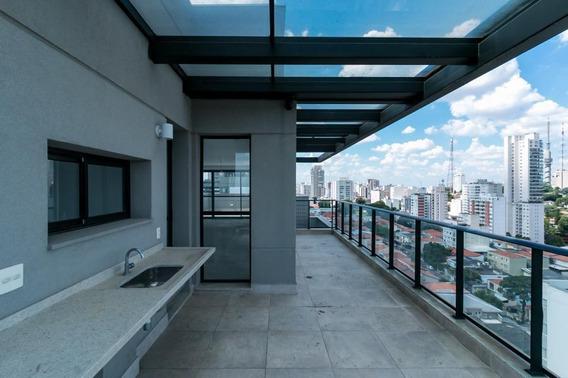 Apartamento Para Venda Em São Paulo, Perdizes, 4 Dormitórios, 4 Suítes, 5 Banheiros, 4 Vagas - Rob 007v