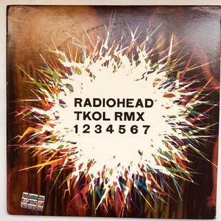 Radiohead Tkol Rmx 1234567 (2 Cds)