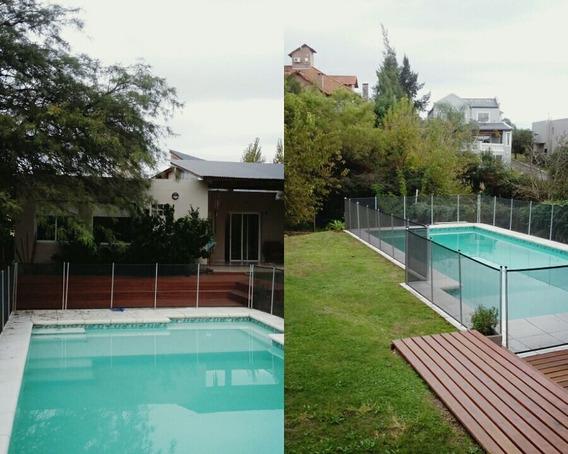Cinco Lomas Country ( V. Warcalde) Hermosa Casa 3d, Piscina