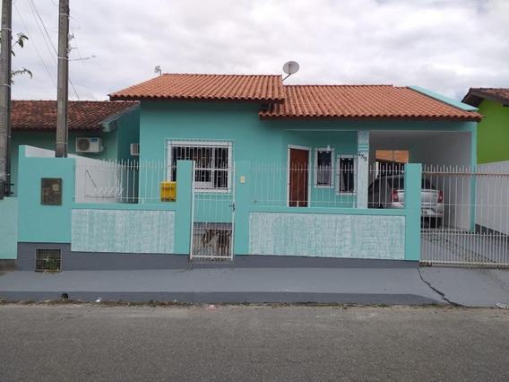 Casa Com 2 Dormitórios - São Sebastião - Palhoça/sc - Ca2381