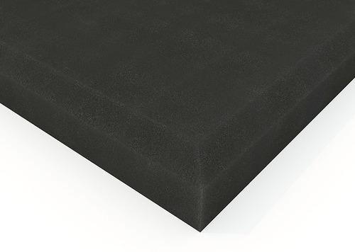 Placas Paneles Acústicos Liso Basic 50x50cm X25mm En Stock