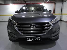 Hyundai New Tucson Gls 1.6 Turbo 2017 14.900km C/ Teto Solar