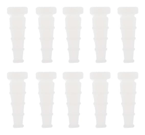 Bolatus 12 Tapas de Silicona Para Botellas Sellador de Cerveza Tapa de Botella Reutilizable Tapa de Corona Tapas de Refrescos de Cola Para Mantener Tapas de Ahorro de Vino de Cerveza