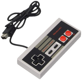 Controle Original Nintendin Nintendo Nes Classic Mini System
