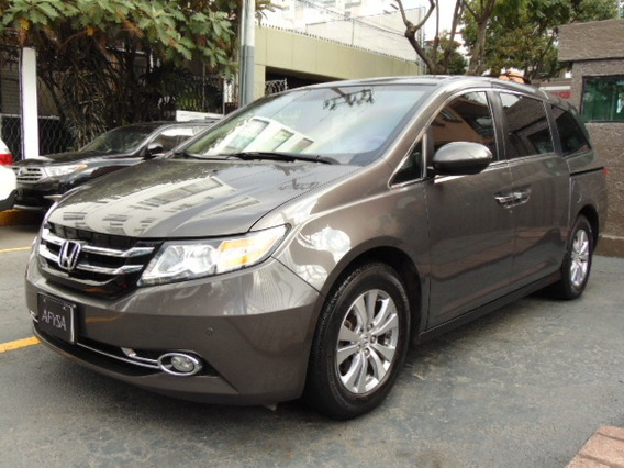 Honda Odyssey 2014 Blindada Nivel 3 Plus Blindaje Blindados