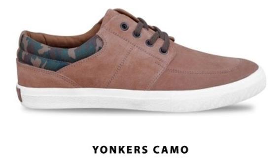 Zapatillas Rusty Yonkers Camo 02108 Cma