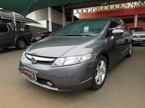 Honda Civic Sedan Exs-at 1.8 16v(tiptronic) 4p 2007