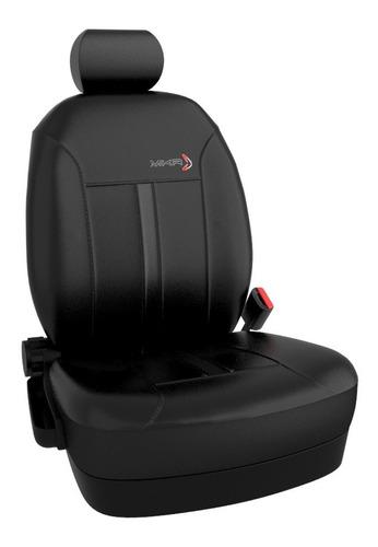 Funda Cubre Asiento Para Auto Cuero Automotor Universal Mkr