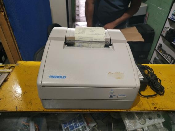 Impressora Diebold Mecaf Dual Revisada Funcionando Ok