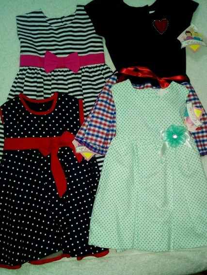 Hermosos Vestidos De Niña Excelente Precio