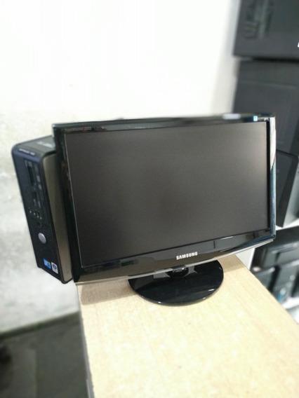 Dell Optplex 780 Com Monitor Samsung 20