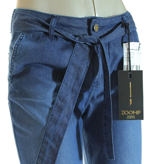 Calça Feminina Pantalona Zoomp-cód.uni000685-universizeplus
