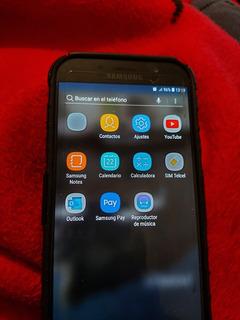 Celular Samsung A7 2017 Black