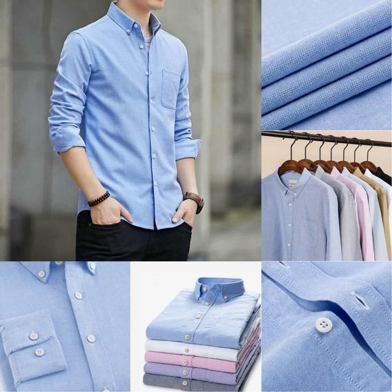Camisas Oxford De Vestir Para Empresas De Hombre Y Mujer