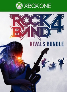 Rock Band 4 Rivals Bundle Xbox One Modo Local