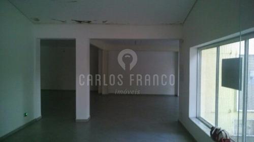 Imagem 1 de 15 de Campo Belo  Loja Comercial 200m² - Mi24036