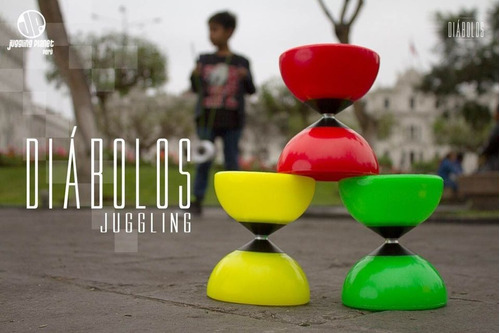 Diabolo Juggling R-110mm