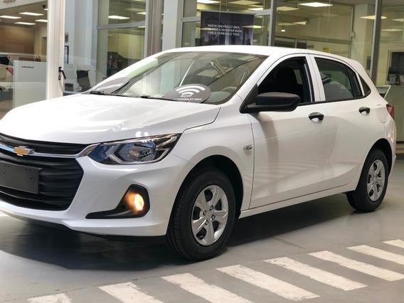 Nuevo Chevrolet Onix 1.2 + Autonomía + Tecnología