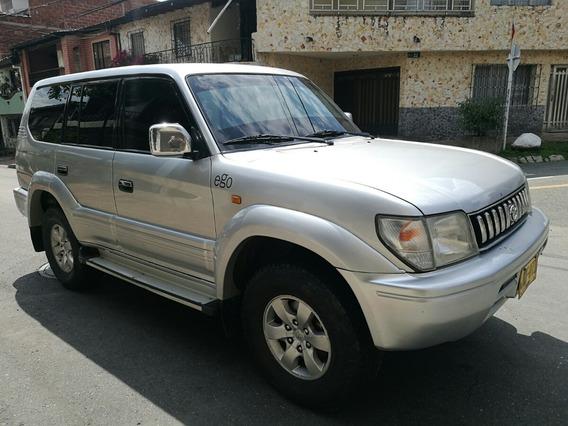Toyota Prado Vx 5 Ptas Full Automatica 2004