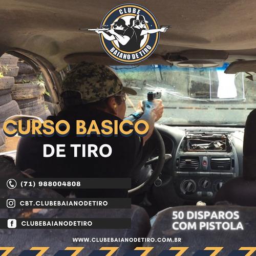 Imagem 1 de 2 de Clube Baiano De Tiro