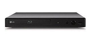 LG Bpm35 Bp350 Bluray Reproductor De Discos Con Wifi Incorpo