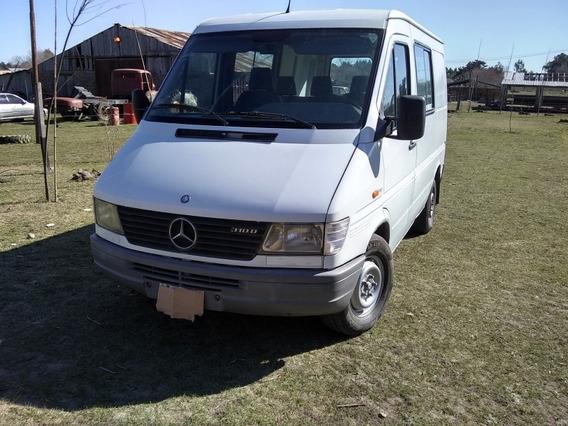 Mercedes-benz Sprinter 2.5 310 Chasis 3550 1999
