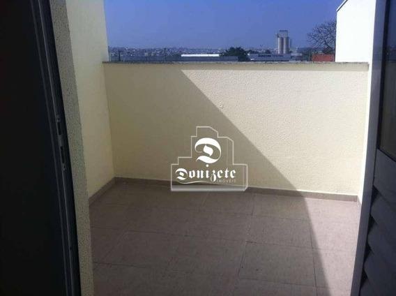 Sobrado Com 3 Dormitórios À Venda, 125 M² Por R$ 469.500,00 - Casa Branca - Santo André/sp - So2534