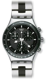 Reloj Swatch Ycs-410gx Irony Crono Hombre 100% Original