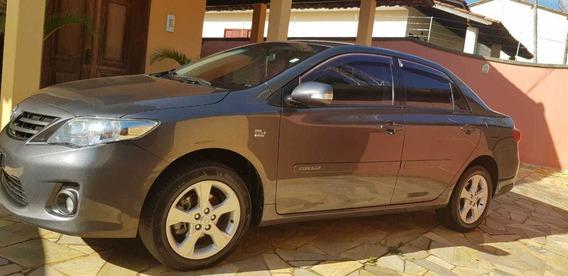 Toyota Corolla 2.0 16v Xei Flex Aut. 4p 2012
