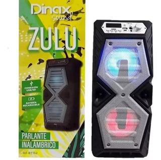 Parlante Zulu Dinax