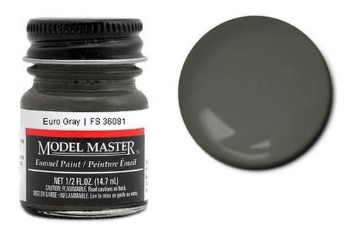Tinta Enamel Euro I Gray [f] Fs36081 Model Master 1788