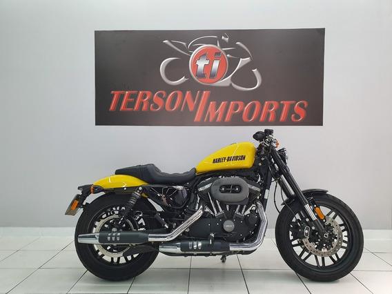 Harley Davidson Xl 1200cx Roadster Abs 2018 Amarela