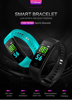 Smart Band Modo Fitness, Ritmo Cardiaco.