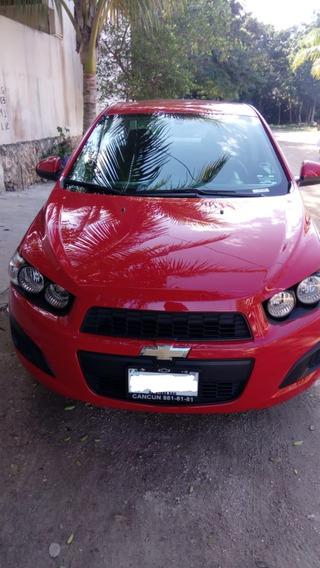 Chevrolet Sonic 2016 Lt
