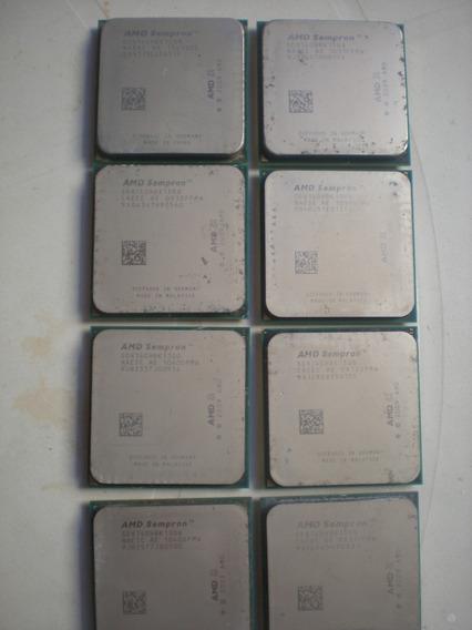 Lote 8 Processadores Sempron 145/140 Socket Am3/am3+ 100%