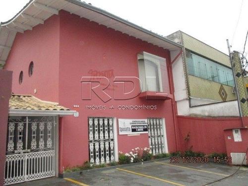 Sobrado Para Aluguel, 3 Quartos, 1 Suíte, 4 Vagas, Vila Bastos - Santo André/sp - 736
