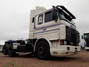Scania 113 Froantal 360 6x2