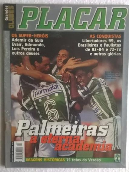 Revista Placar Especial - Palmeiras Títulos Históricos