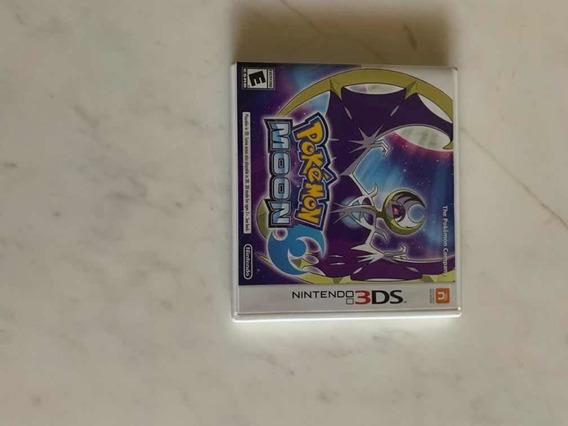 Game Pokemon Moon - Nintendo 3ds
