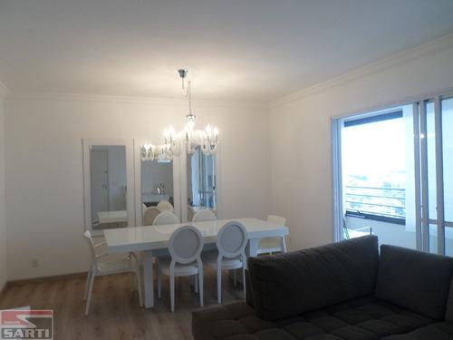 Imagem 1 de 15 de Belíssimo Apartamento - Super Moderno - Completo  - St15987