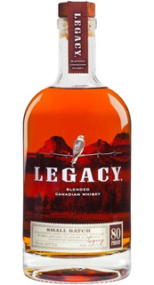 Whisky Legacy Small Batch 80 Proof Whiskey Canada Tapon Corc