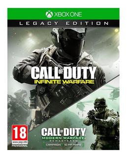 Call Of Duty Infinite Warfare Legacy Edition Xbox One Nuevo