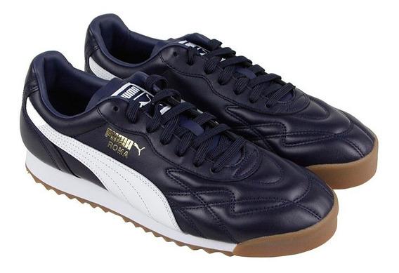 Zapatos Puma Roma Anniversario Nuevos Originales Talla 10.5