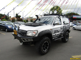 Toyota Prado Gx At 2700cc 3p