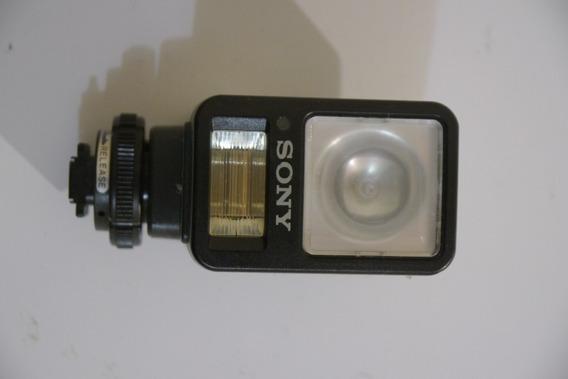 Luz Lampada Flash Sony Hvl-fdh3 Filmadora Minidvhi8digital 8