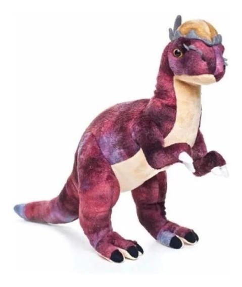Dinosaurio Peluche Pachycephalosaurus 32cm