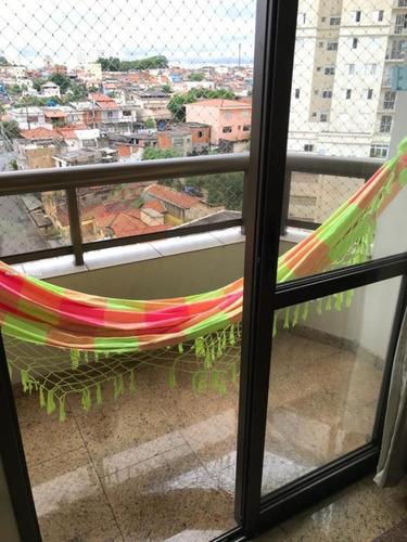 Apartamento Para Venda Em Guarulhos, Vila Pedro Moreira, 3 Dormitórios, 1 Suíte, 2 Banheiros, 1 Vaga - 7049he_1-1682132