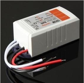 Fonte De Alimentação Led Interruptor Transformador Dc12v 18w